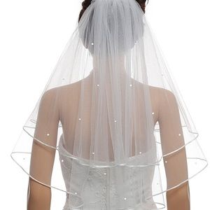 Accessories - Bridal Veil